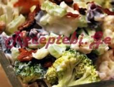 Brokolis Da Kombostos Salati