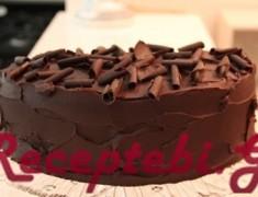 shokoladis torti