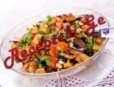 shemwvari bostneulis salata