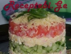 salata krabis chxirebit