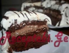 shokoladis torti vashlit