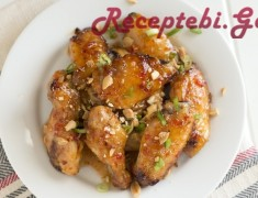 Sweet-Chili-Baked-Chicken-Wings-Recipe-Video-1