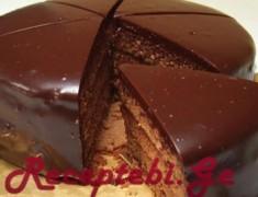 შოკოლადის ტორტი