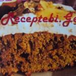 shokoladis torti nigvzit
