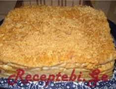 tafliani torti ( medoki)