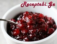 cranberrysaucespoon
