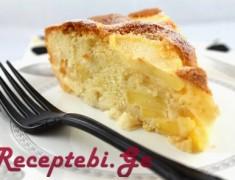 French Apple Cake I