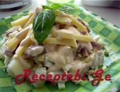 shemwvari qatmis salata