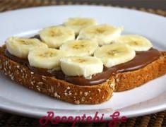 butedbrodi bananit