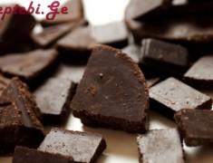 shokoladis dieta