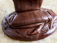shokoladis kremi