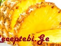 ananasis gvezeli