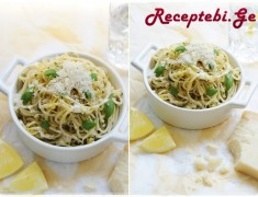 spageti limonit