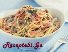 spageti lorit