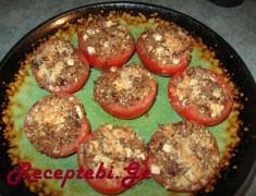 farshirebuli pomidori sokoti