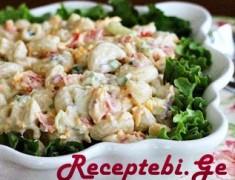 kartfolis salati
