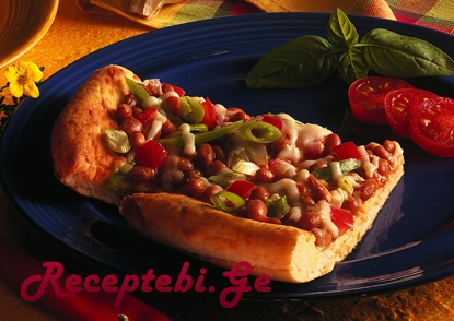60-Bean-Bruschetta-Pizza