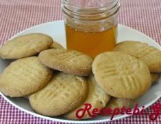 Peanut-Butter-Honey-Cookies