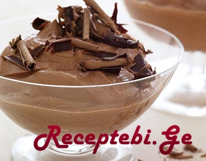 chocolate mousse_0
