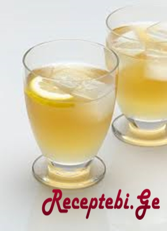 limonis koqteili