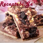 chocolate raspberry bars R