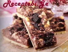 chocolate raspberry bars R