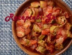Food Network Neelys Stewed Okra and Tomatoe