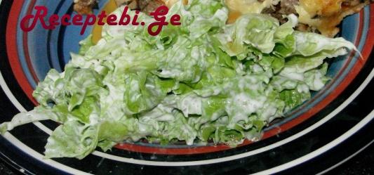 salatis fotolebi nagebis sakazmit