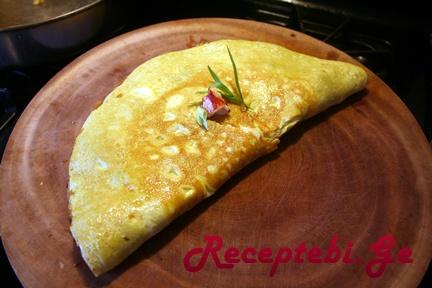 omleti tunecit