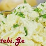 kartofilis salata rajnit