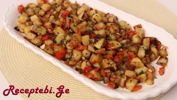 kartofilis salata