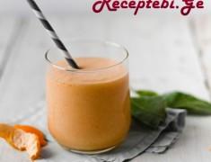mandarinis smuzi