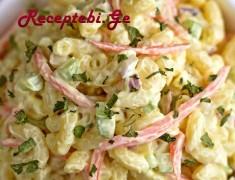 makaronis salata