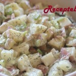 kartofilis da loris salata